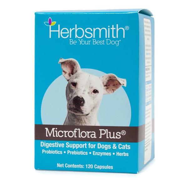 Herbsmith Microflora Plus - Dog Digestion Aid