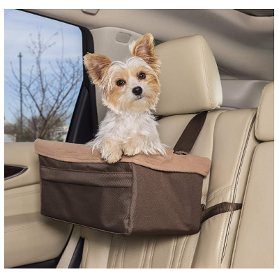 PetSafe Happy Ride Pet Booster Seat for Cars