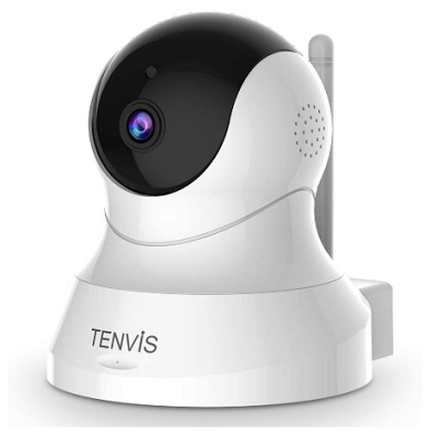 TENVIS Wireless Surveillance Security Auto Cruise