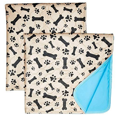 Washable Puppy Pad Reusable Absorbent Waterproof
