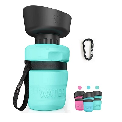 Pet Water Bottle for Dogs